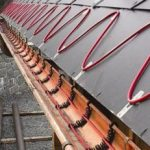 Как выбрать греющий кабель для кровли
