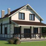 Проектирование загородных домов от Артденбуд