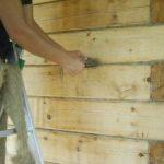 Как утеплить деревянную баню