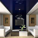 Об основных способах ухода за натяжными потолками