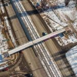 В апреле заключат договор на ремонт моста на Комарова