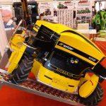 «Техновектор» представил на выставке робота-газонокосилку