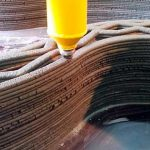 Рынок 3D-печати конструкций из бетона растет каждый год более, чем на 300%