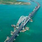 Что происходит сегодня на строительстве Керченского моста. Самое свежее видео