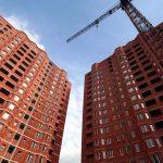 Строительство жилья выросло