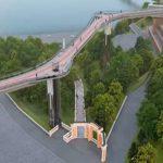 Мост на Владимирскую горку оказался под угрозой сноса