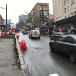 На реконструируемой улице поменяют схему движения