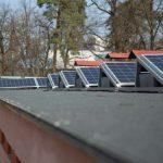 Детский сад будет экономить электроэнергию благодаря солнечным панелям