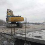 Незаконная подъездная дорога в Киеве могла привести к техногенному ЧП