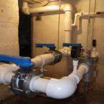 Запорожские ОСМД чинят сети холодного водоснабжения