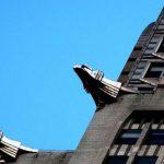 Строительные курьезы: как от сильного ветра рухнул небоскреб. Видео