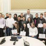 24 сироты получили квартиры в Киеве