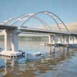 Что происходит на строительстве Керченского моста: самое свежее видео