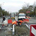 В центре Киева настроят парковочные карманы