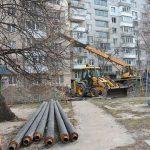 Новые трубы прослужат Киеву до 40 лет
