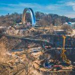 ЮНЕСКО познакомили с проектом моста в Киеве