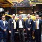 Выставка Bauma-2019 помогла Украине с восстановлением дорог
