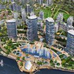 В строительство на Рыбальском острове вложат $600 млн.
