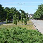 Парк в Запорожье реконструируют уже четвертый год