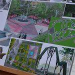 В отремонтированном парке появится детский автогородок
