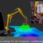 Создан первый в мире робот-экскаватор. Видео