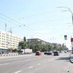 Киевскую улицу почти очистили от рекламных конструкций