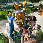 Minecraft перенесет строительство в реальный мир