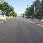Завершается долгожданный ремонт единственной транспортной артерии микрорайона ДВРЗ