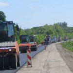 На ремонт харьковской дороги дали почти полтора миллиарда