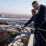 Кличко рассказал о ближайших транспортно-строительных планах