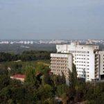 В Киеве реконструируют больницу для ученых
