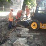 В Бортничах завершили ремонт дороги