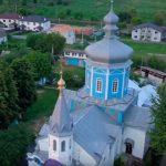 Красоты Украины: Гостомель с высоты птичьего полета. Видео