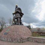Красоты Украины: Коростень с высоты птичьего полета. Видео