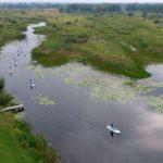 Киевской области вернули остров