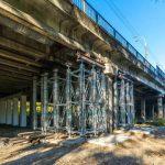Путепровод на Леся Курбаса капитально отремонтируют