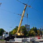 В Харькове построят троллейбусную линию