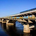 Кличко объяснил задержки с ремонтом Русановского моста