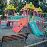 Киев займется ремонтом детских площадок