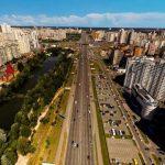 В Киеве отремонтируют часть Броварского проспекта