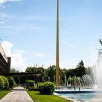 В Киеве отреставрировали модернистский фонтан
