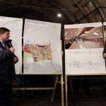 Мэр побывал на строительстве метро на Виноградарь