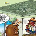 Строительные приколы: китайские подвесные потолки. Видео