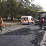Запорожье не слишком сэкономило на ремонте дорог