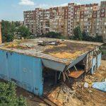 Киев взялся за заброшенный спорткомплекс