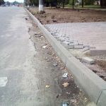Сумы без тендеров отдают подряды на ремонт тротуаров