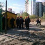 """Строительству жилья для пострадавших """"элитовцев"""" мешают парковые активисты"""