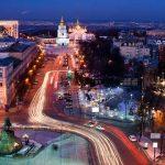 99 видов Киева за 200 секунд. Видео