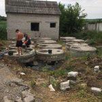 В селе под Львовом со второй попытки отремонтируют очистные сооружения