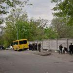 Киев пока просит остановить строительство в Протасовом Яру
